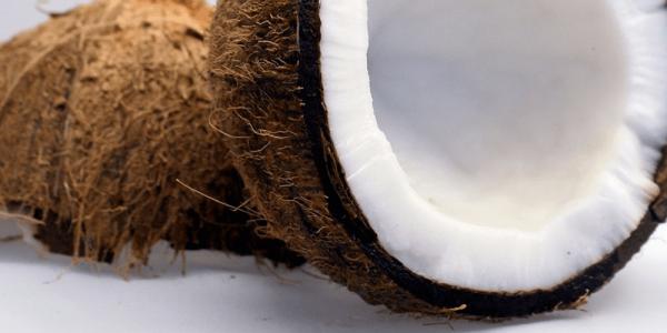 Zdravi napitak s kokosom i aronijom