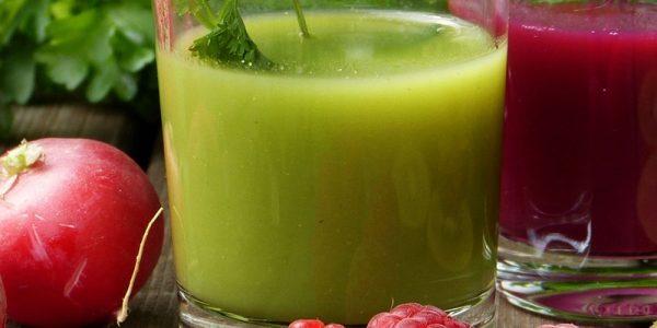 Zeleni napitak za detoksikaciju organizma